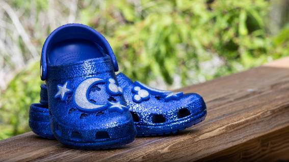 Wishes Come True Blue Shoes