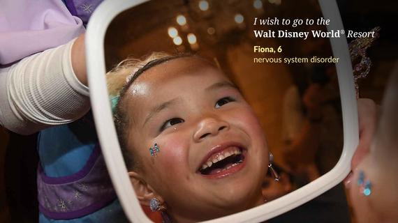 Wish kid Fiona