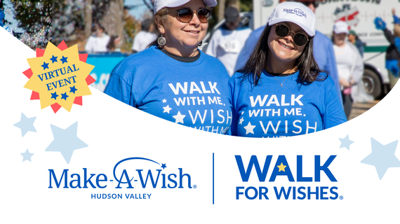 Walk for Wishes (Virtual)