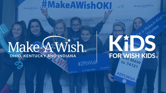 Get Involved with Kids For Wish Kds