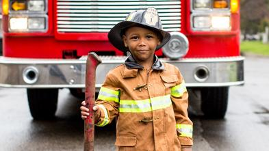 Tyren the firefighter