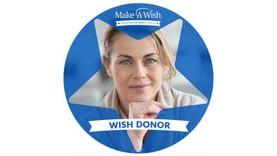 Wish Donor Frame