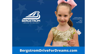 Bergstrom Drive for Dreams
