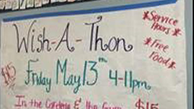 Coral Springs Charter - Wish-A-Thon Fundraiser
