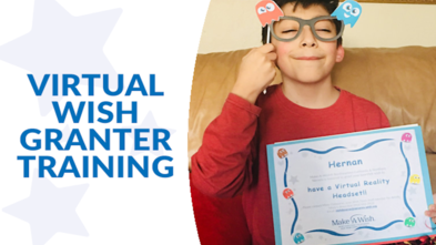 Virtual Wish Granter Training