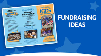 Kids for Wish Kids Brochure