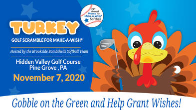 Turkey Scramble Golf Tournament