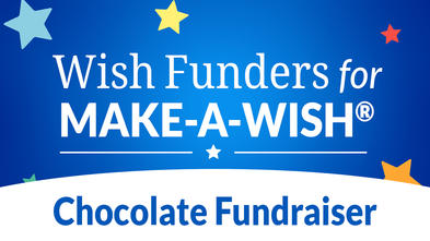 Wish Funders for Make-A-Wish Chocolate Fundraiser