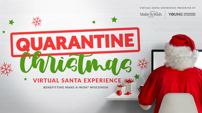 Visit virtually with Santa