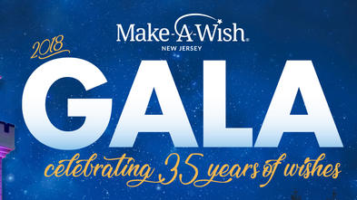2018 Make-A-Wish New Jersey Gala