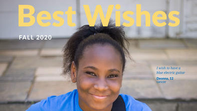Best Wishes Newsletter for Make-A-Wish Mid-South