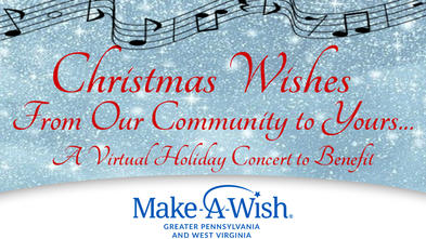 Join us for an evening of holiday music and wishes.