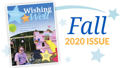 Fall 2020 Wishing Well Newsletter