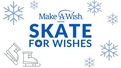 Skate for Wishes Logo