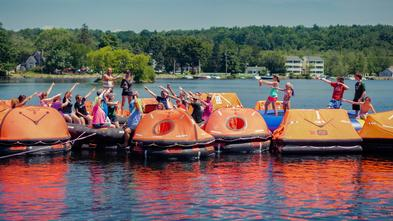 Rafting for wishes_New Hampshire