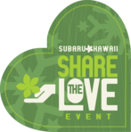Subaru Hawaii Share the Love Event