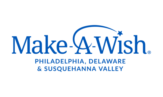 Philadelphia Delaware and Susquehanna Valley Make-A-Wish Logo