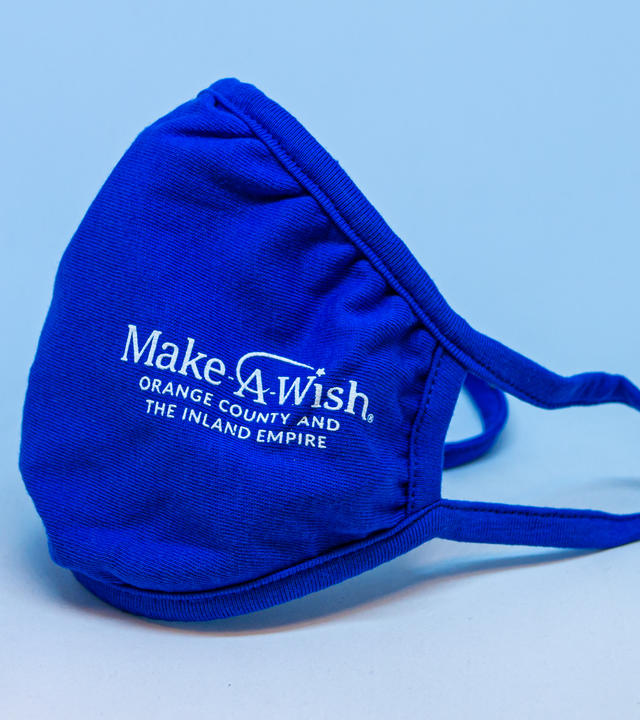 Make-A-Wish Mask