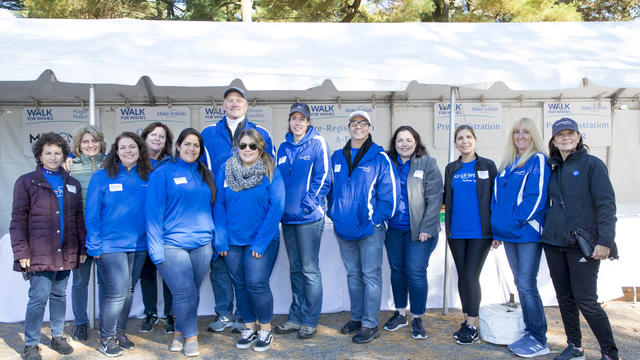 Make-A-Wish Hudson Valley volunteers